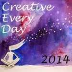 CREATIVE EVERY DAY 2014