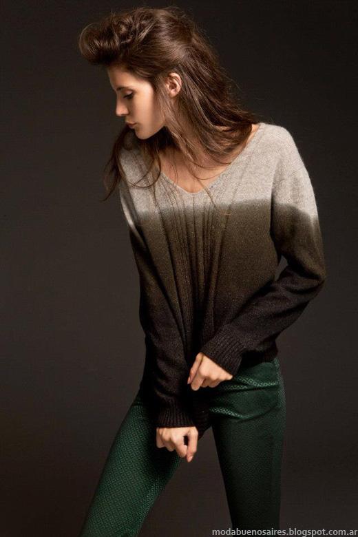Desiderata sweaters invierno 2014.