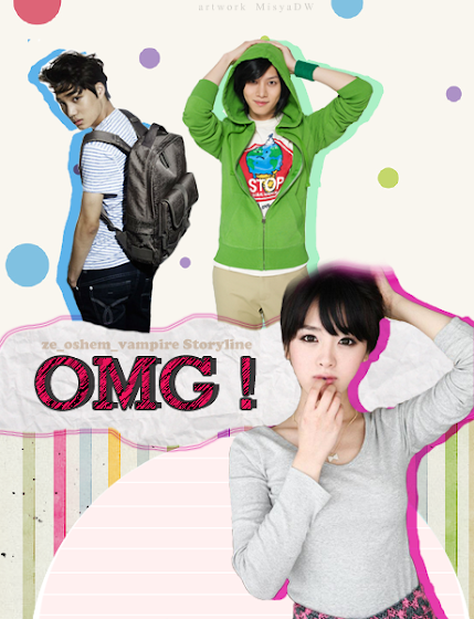 OMG! (HIATUS) - drama malay comedyromance kaiexo heechulsuju - main story image