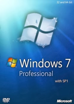 Windows 7 Pro SP1 x86 PT-BR