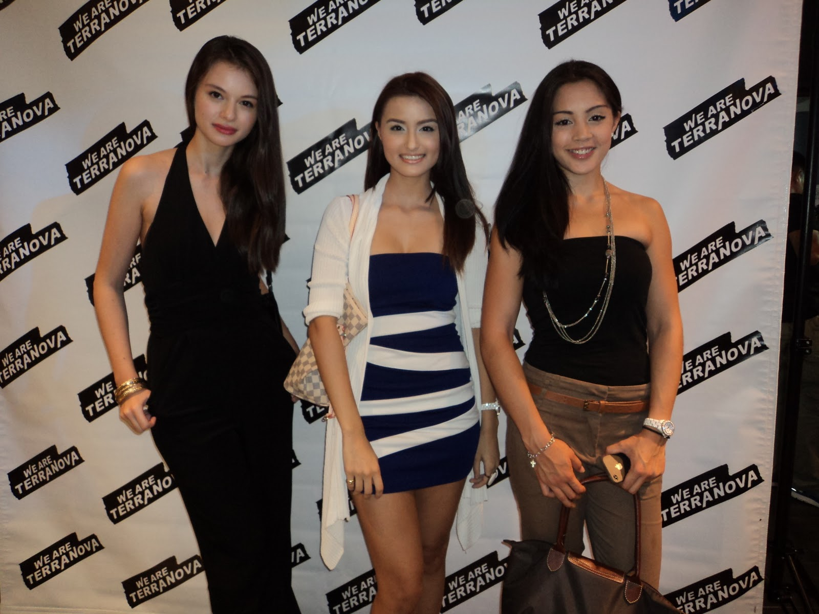 Top Celebrity Fashion Opening Of Terranova 39 S Largest Store In The Philippines