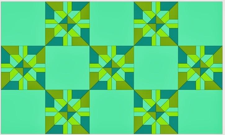 imaginesque  quilt block pattern 24