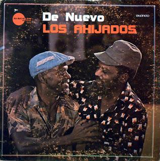 Los Ahijados - de Nuevo,Discolor Records 4372, 1976