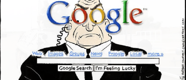 Spike in government surveillance of Google - Investment ...