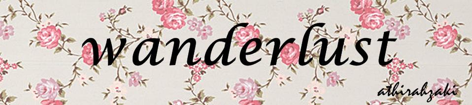 :wanderlust: