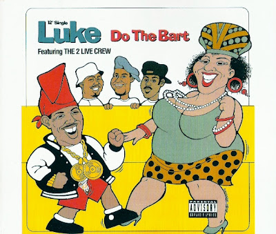 Luke & 2 Live Crew – Do The Bart (VLS) (1990) (320 kbps)