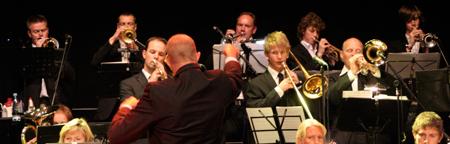 Jul Sæby Big Band og Cæcilie Norby