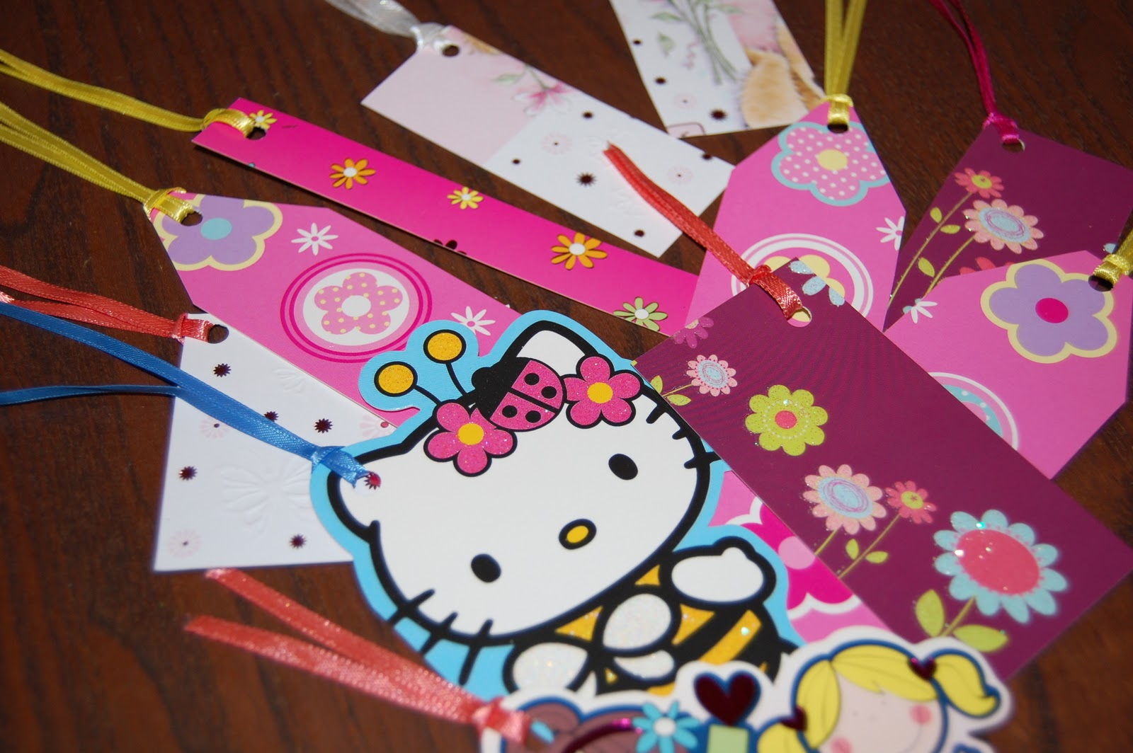 Birthday Gift Tag Template Homemade birthday gift tags
