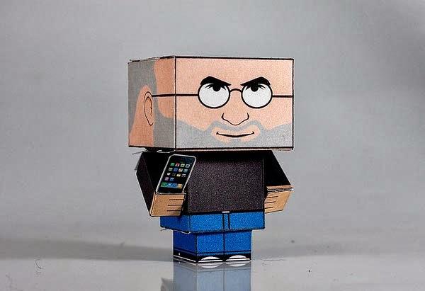 Paper-avatar