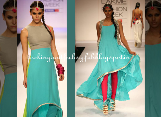 Lakme India Fashion Week: Day 1