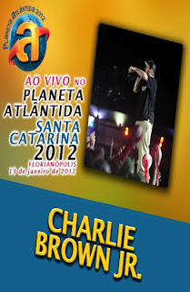 Assistir Charlie Brown Jr.  Planeta Atlntida Online 2012