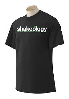 Shakeology Challenge Shirt