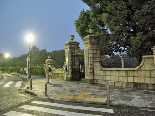Yamate Gate, Yokohama Foreign General Cemetery.