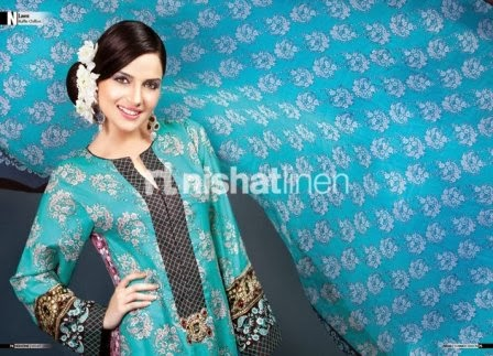 Nishat Linen Collection 2012-13