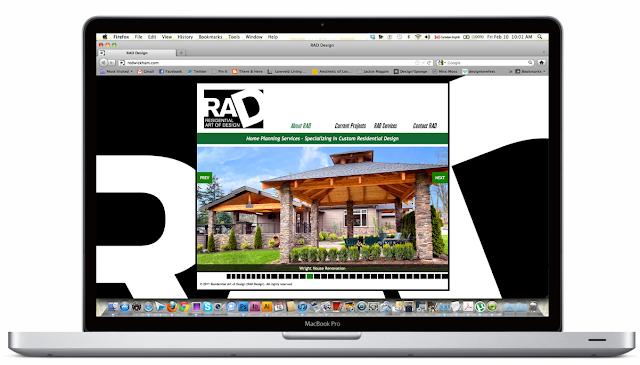 Rad Design - Website
