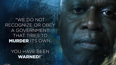 We do not recognize a government that tries to murder its own. You have been warned