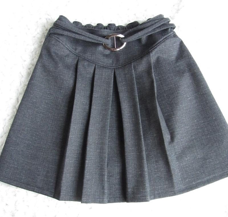 Сшить школьную юбку для девочки 69