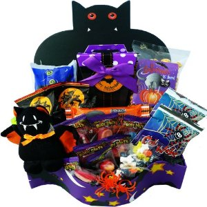 Halloween Gift Baskets for Kids ~ Parenting Times