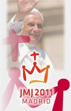 Descargar gratis los discursos y homilías del Papa Benedicto XVI en la JMJ Madrid 2011