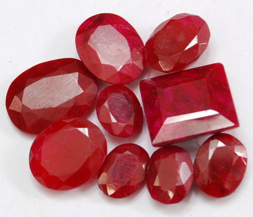 Gambar Batu Akik Ruby