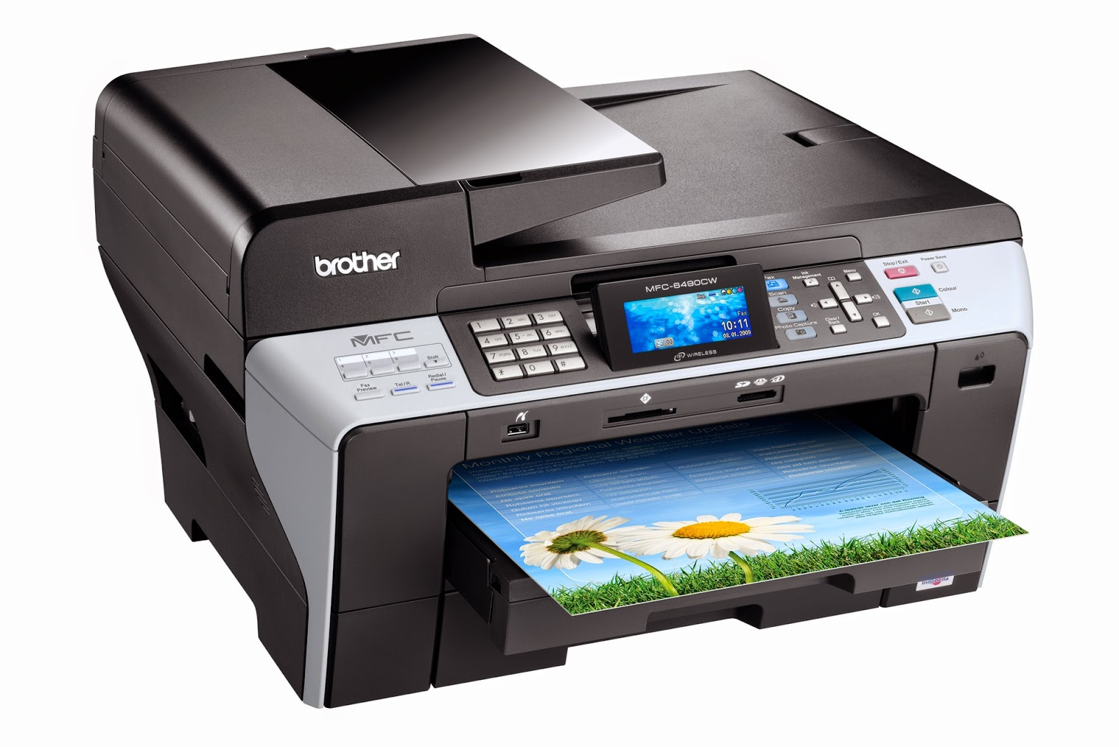 Brother 6490 Driver Download