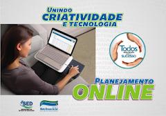 Planejamento on-line da Rede Estadual