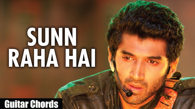 Sun-Raha-Hai-Capo-Easy-Version-Guitar-CHORDS-Strumming-Pattern-Aashiqui-2