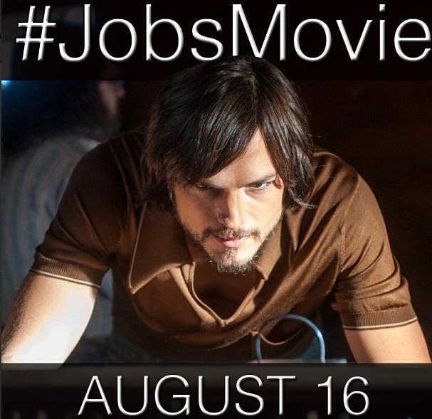 'Job' Teaser: Ashton Kutcher plays Steve Jobs in new movie