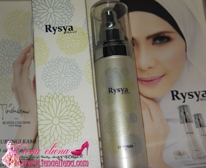 LY Facial Toner / Toner Muka LY