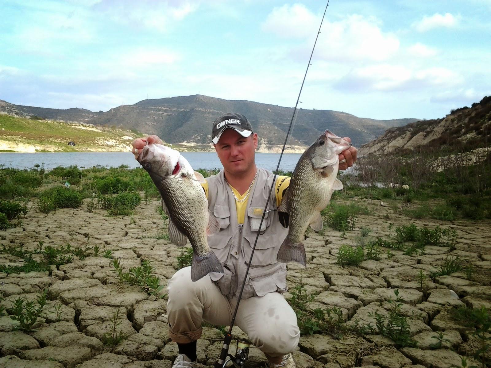 рыбалка на кипре на дамбе