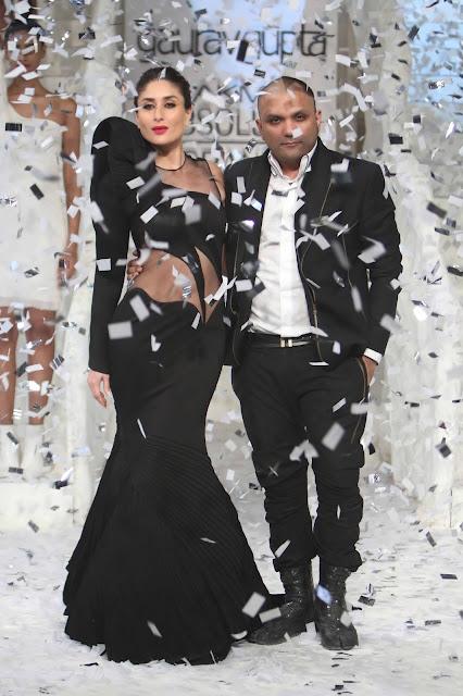 Kareena Kapoor for Gaurav Gupta