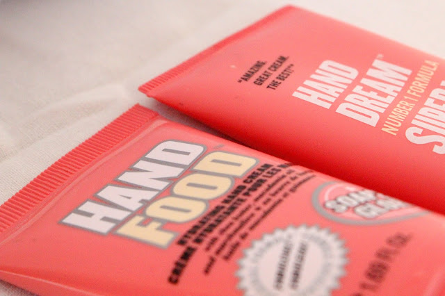 soap and glory hand dream hand food review winter