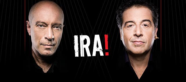 IRA! toca no sábado, dia 5 de novembro!