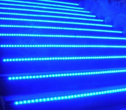 Iluminaci n led como conectar varias tiras led - Iluminacion con tiras de led ...