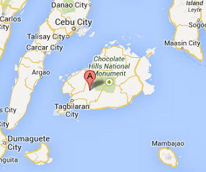 Balilihian_Philippines_earthquake_2013_epicenter_map