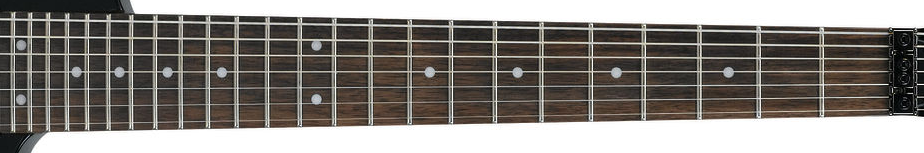 24 frets guitar