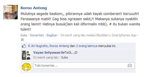 Kumpulan Status FB Gokil, Kocak dan Keren Status+FB+Keren rindu.info