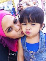 Mommy & Sascha