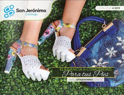 Calzado San Jeronimo Catalogo 6 2015