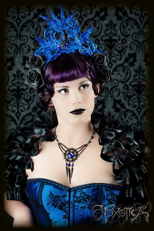 Hexotica's Dark Cabaret Jewelry, Fashion & Lifestyle Blog