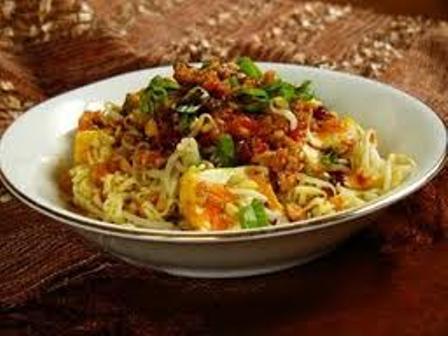 Toge goreng, Masakan Khas Kota Bogor