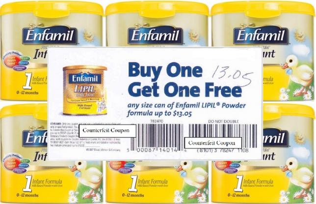 Enfamil coupon code