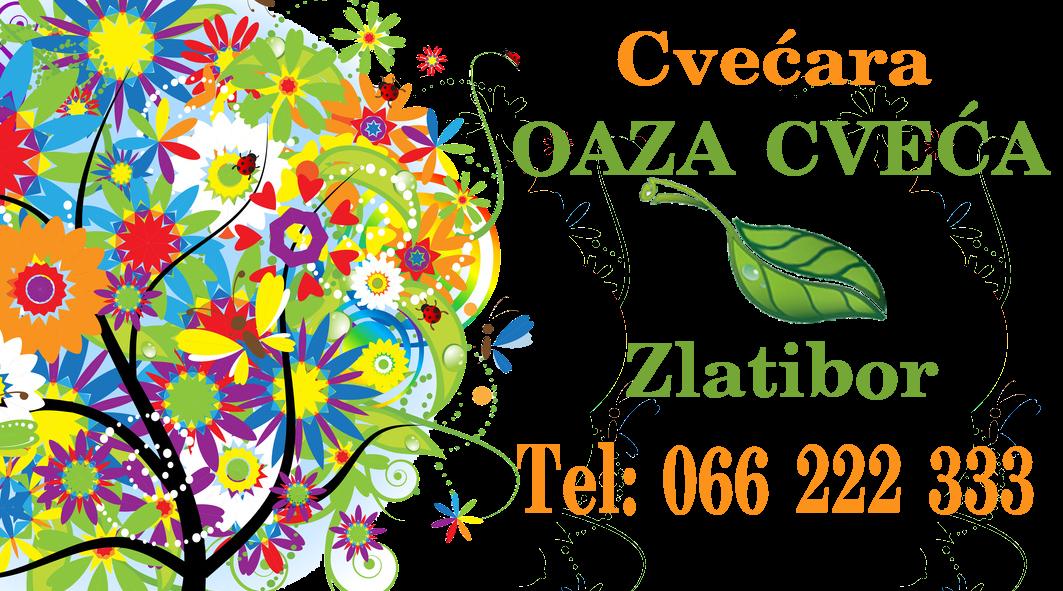Zlatibor cvecara oaza cveca