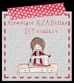Személyre SZABottan - DIY szakkör