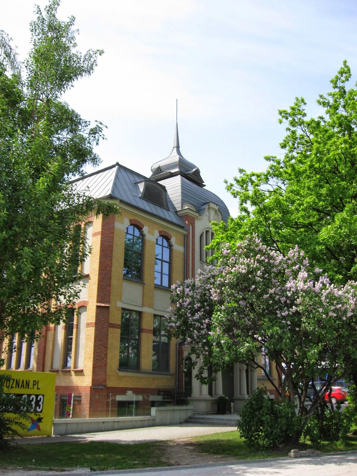 Drukarnia i centrum designu Concordia Poznań