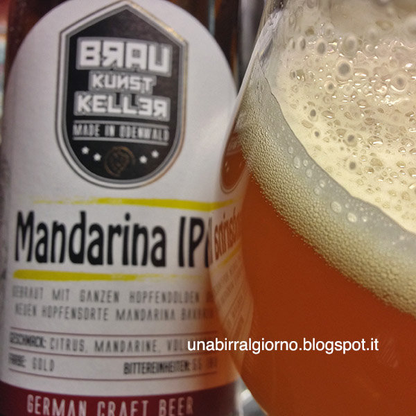 mandarina bavaria single hop Bremen