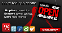 Sabre Red App Centre - Travopia