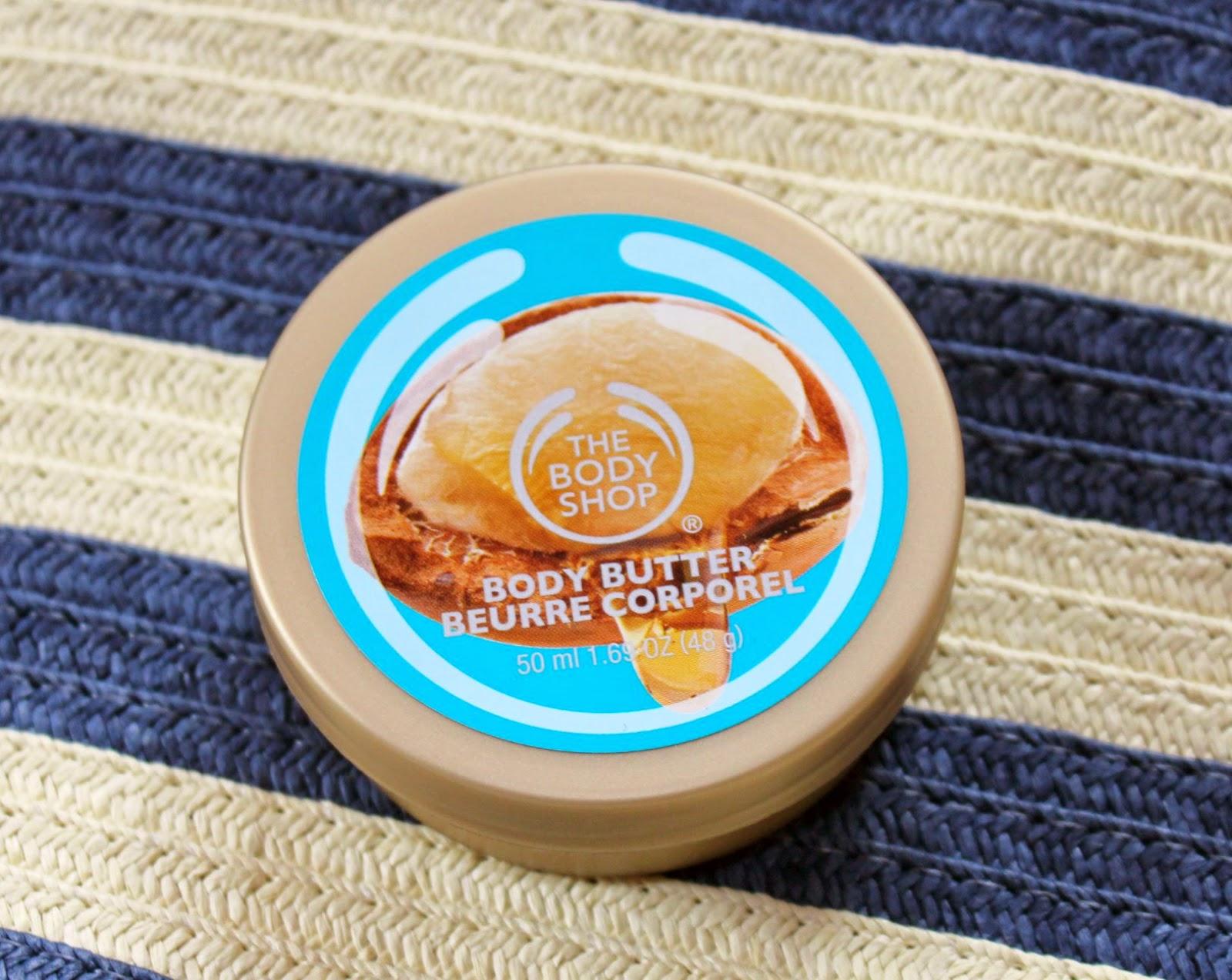 The Body Shop Wild Argan Oil masło do ciała
