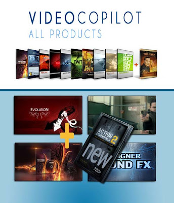 Video Copilot All Products