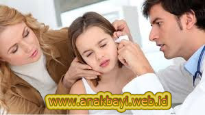 Obat Infeksi Telinga Pada Anak yang Aman dan Ampuh
